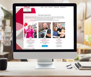 Online jaarverslag schrijven woningcorporatie Woonkracht10